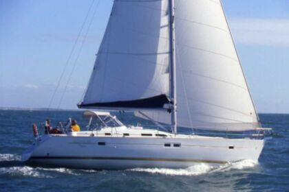 Hire Sailboat Beneteau Oceanis 423 Clipper Rome