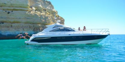 Rental Motorboat Fairline Targa 47 Quarteira