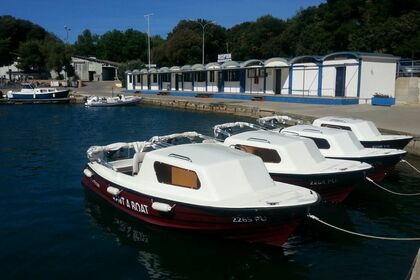 Hire Motorboat Gurges 545 Pula
