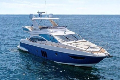 Rental Motorboat AZIMUT 58 FLYBRIDGE Marbella