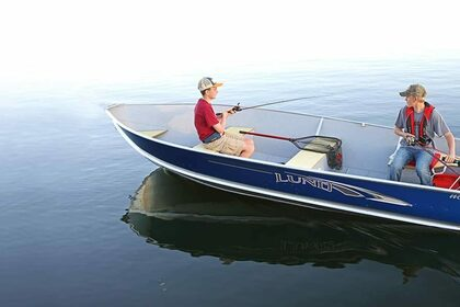 Rental Motorboat Aluminum