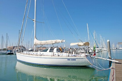 Rental Sailboat Carlini Vallicelli Cutter 57 Marina di Ravenna