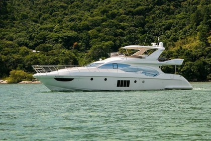 Charter Motorboat AZIMUT 70 West Palm Beach