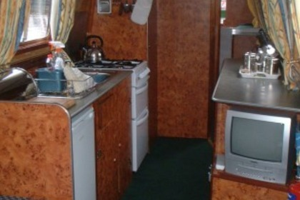 Charter Motorboat Custom Narrowboat 48ft Staffordshire