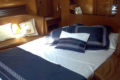 Charter Sailboat German Frers 54 Bodrum