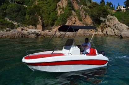 Rental Motorboat Remus 45 Open - Begur Begur