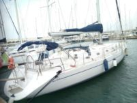 Sailboat Harmony - Poncin Yachts Harmony 52 for hire