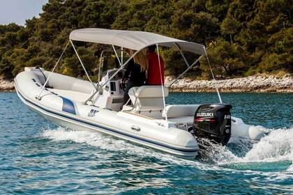 Hire RIB Tiger Marine 600 Open Tivar
