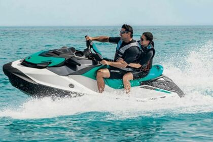 Rental Jet ski Sea Doo GTI 130 Torre Canne