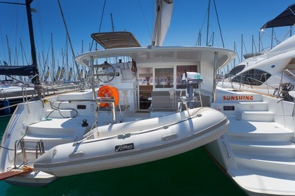 Location Catamaran Lagoon Lagoon 400 S2 Split