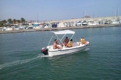 Hire Motorboat DUHBE ARENA 400 Aguilas