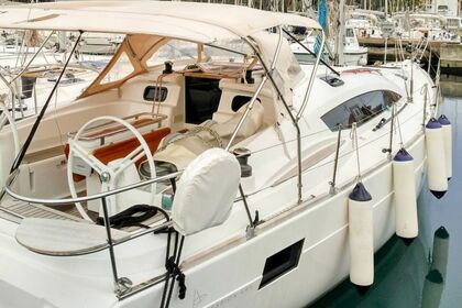 Hire Sailboat Elan Elan 444 Impression Ibiza