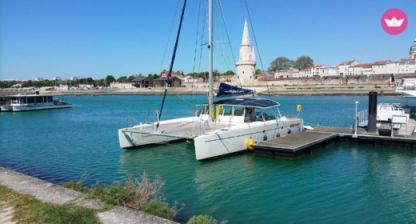 Location Catamaran Catamaran Prototype La Rochelle