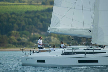 Rental Sailboat Beneteau Oceanis 40.1 Corfu