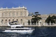 Rental Motorboat Customade Tuzla Fly Bridge İstanbul