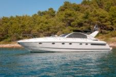 Motorboat Fairline Targa 48 for hire