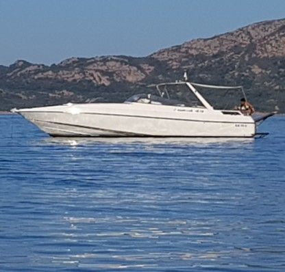 Charter Motorboat Dualcraft 10.70 Porto San Paolo