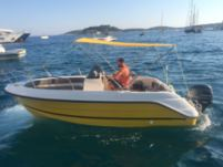 Marinello 60Hp in Hvar