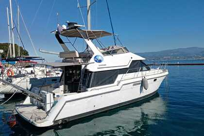 Rental Motorboat Carver 37 fly Lipari