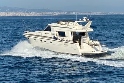 Rental Motorboat Rizzardi 50 Fly Naples