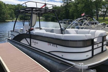 Hire Motorboat Sweetwater 25'8
