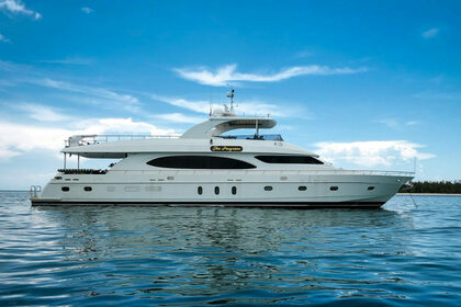 Charter Motor yacht Hargrave Custom West Palm Beach