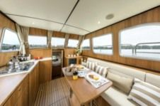 Motorboat  Linssen Classic Sturdy 35 Ac for hire