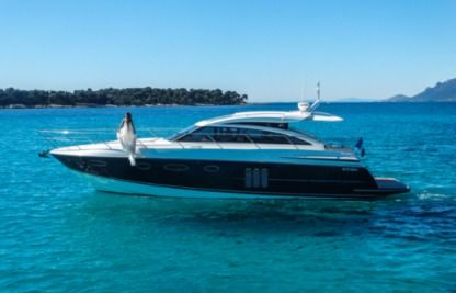 Rental Motorboat Princess V52 Cannes
