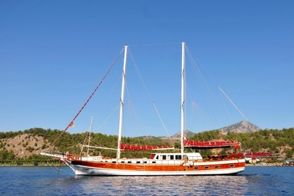 Charter Sailboat GULET NIRVANA 2013 Marmaris