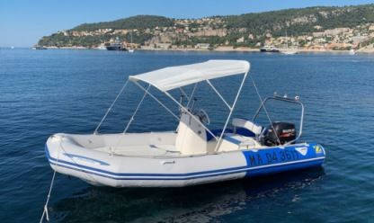 Ενοικίαση Φουσκωτό Zodiac Medline Sundream St-Laurent-du-Var