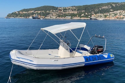 Verhuur RIB Zodiac Medline Sundream Saint-Laurent-du-Var