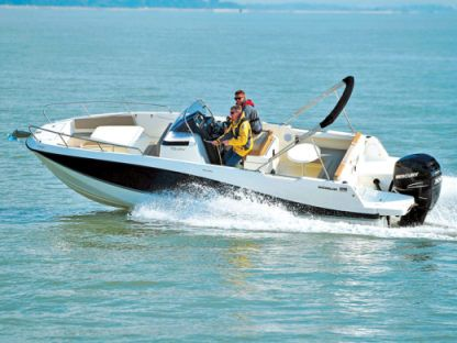Rental Motorboat Quicksilver 755 Activ Open Rovinj