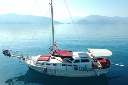 Location Yacht Gulet TinTin Marmaris