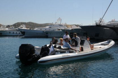 Rental RIB Scorpion 860 Glyfada