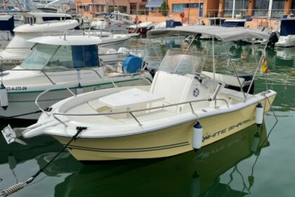 Rental Motorboat Kelt White Shark 185 Torre de la Horadada