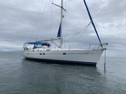 Rental Sailboat Beneteau Oceanis 411 Le Gosier