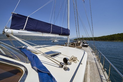 Rental Sailing yacht Custom gulet Alba Split