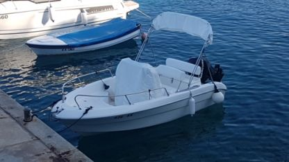 Charter Motorboat Primus Fisher 17 Krk