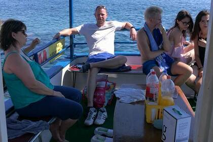 Rental Motorboat Custom Tour Boat Rovinj