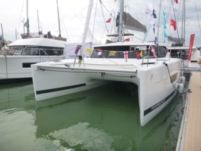 Fountaine Pajot Lucia 40 in Les Trois-Îlets for hire