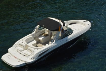 Miete Motorboot Sea Ray 300 Slx Ibiza