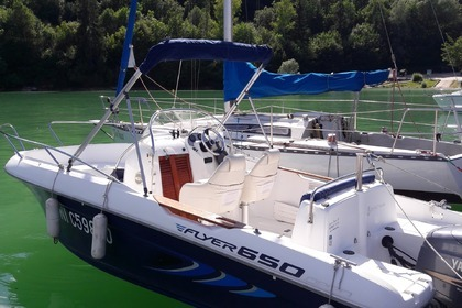 Rental Motorboat Beneteau Flyer 650 Open Coyron