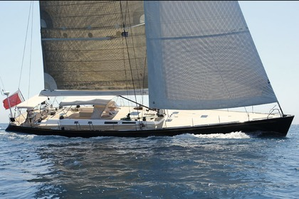 Location Yacht Swan 80 Cannes