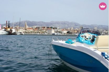 Charter Motorboat Sessa Key Largo One Opatija