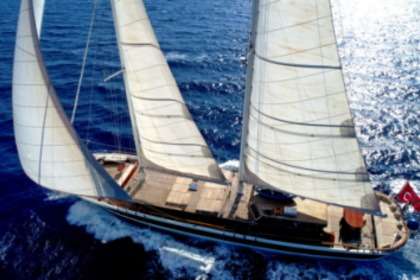 Hire Sailing yacht custom build Gulet Muğla