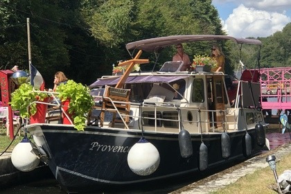 Rental Houseboat VANPELT AK Briare