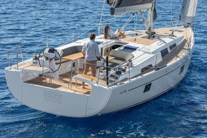 Charter Sailboat Hanse 508 Laurium