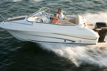 Rental Motorboat Beneteau Flyer 550 Gruissan