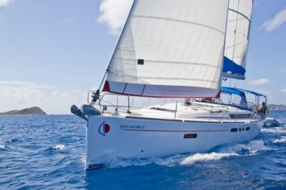 Charter Sailboat Sunsail 51 Pireas