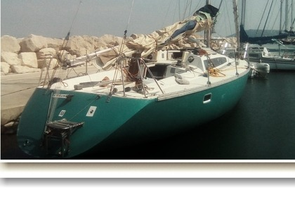 Hire Sailboat Joubert et Nivelt Sélection 37 Marseille